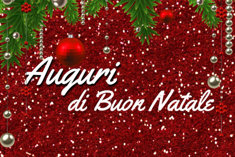 Auguri di Buon Natale mycurlycolours