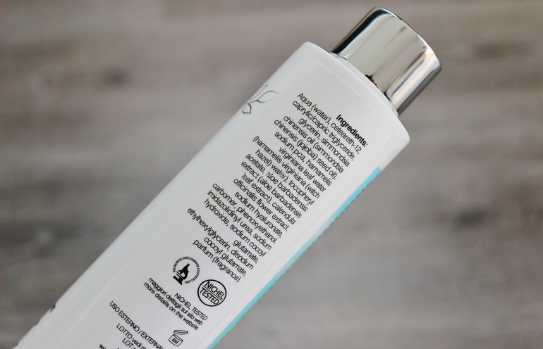 INCI Cleansing Milk Balm Cobea di ProfumeriaWeb