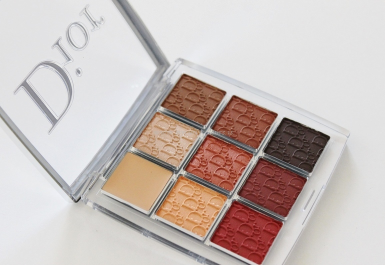 Eye Palette 03 Amber Neutrals Dior Backstage