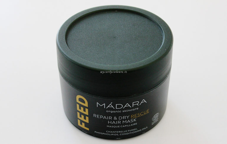 Feed Hair Mask Madara