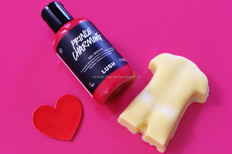 Limited edition San Valentino 2020 Lush