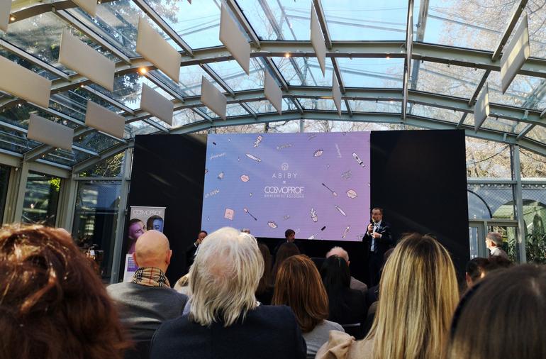 Collaborazione Abiby Cosmoprof 2020