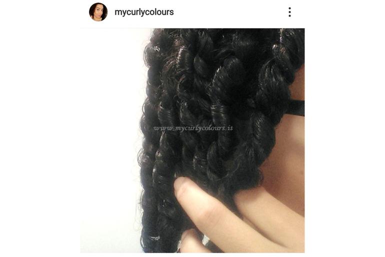 Ultimo tentativo metodi capelli Mycurlycolours