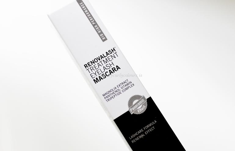 RenovalashTreatment Eyelash Mascara Liquidflora
