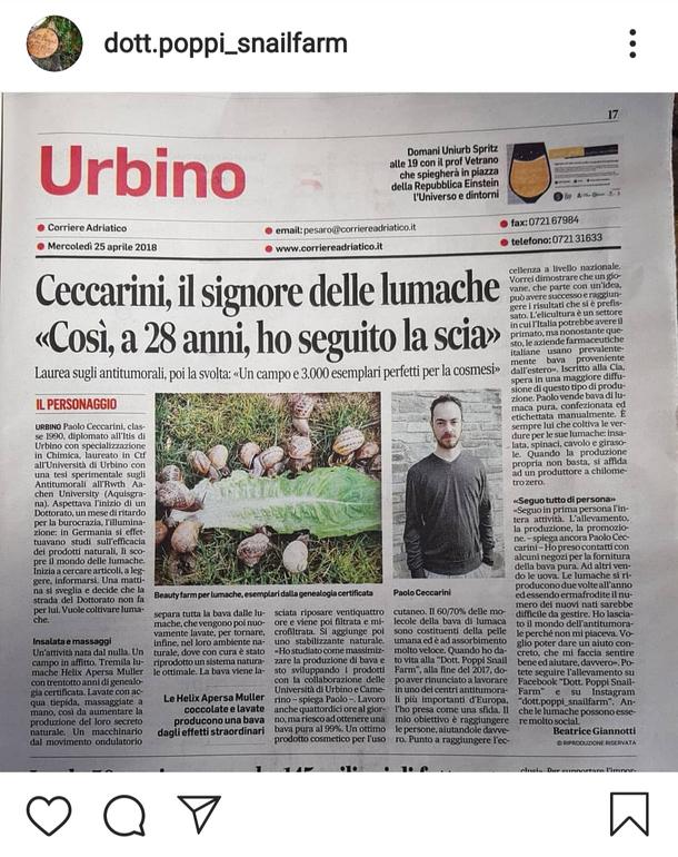 Intervista Paolo Ceccarini 2018