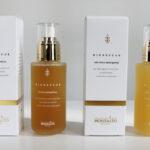 Packaging Tonico Protettivo e Olio Ricco Detergente Biorescue Montalto
