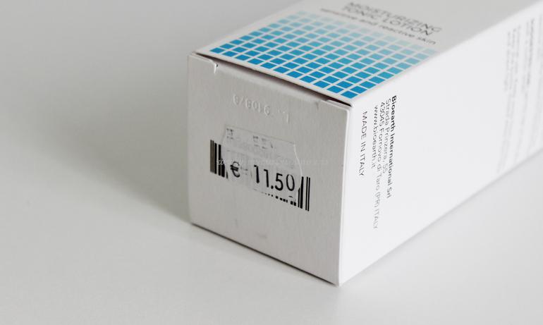 Prezzo Tonico Idratante Aloebase Sensitive Bioearth