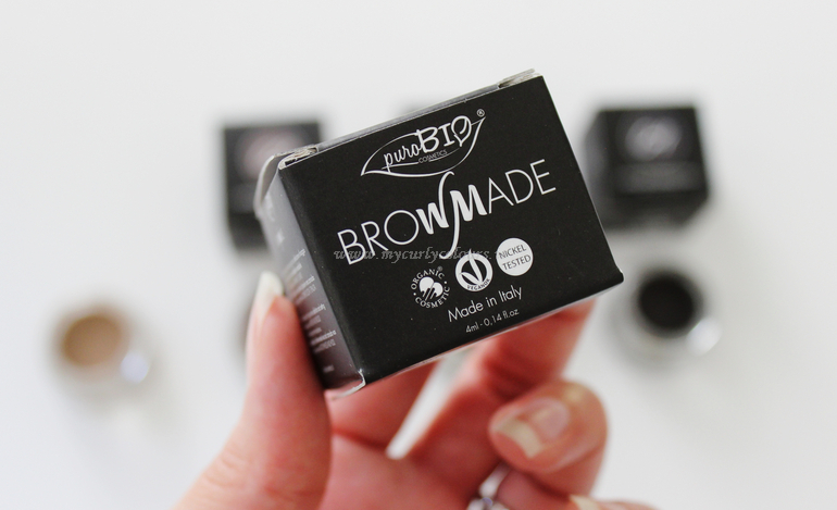 Packaging BrowMade PuroBIO
