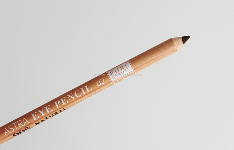 Eye Pencil 02 Matita Occhi Pure Beauty Astra
