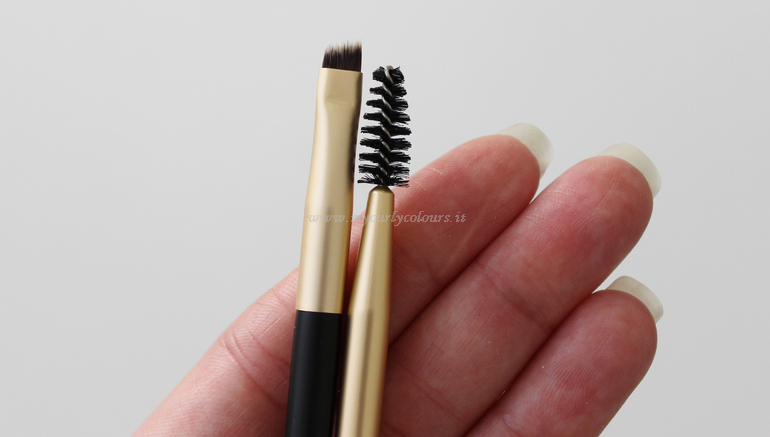 Pennelli sopracciglia 13 e 14 PuroBIO Cosmetics - Migliori alleati