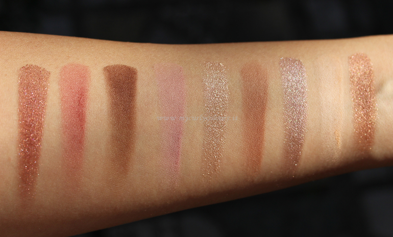 Swatch Eyes Palette Pure alla luce del soleBeauty Astra