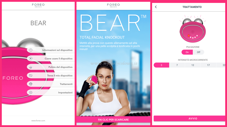 App For You Foreo BEAR