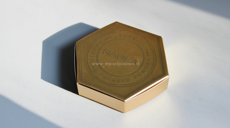 Packaging cipria Close-Up Smoothing Pressed Powder Nabla