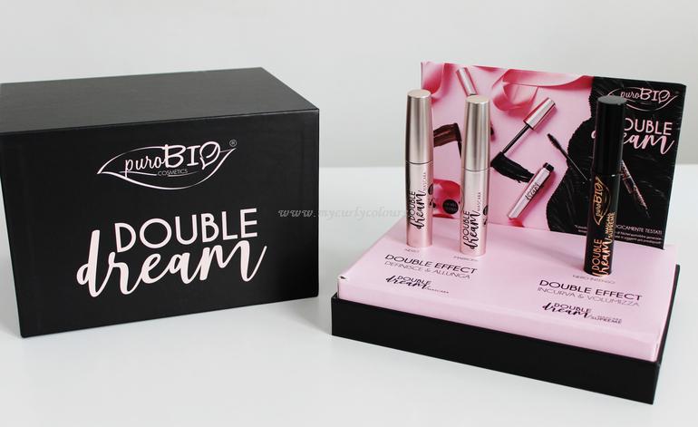 Double Dream Mascara PuroBIO PR box