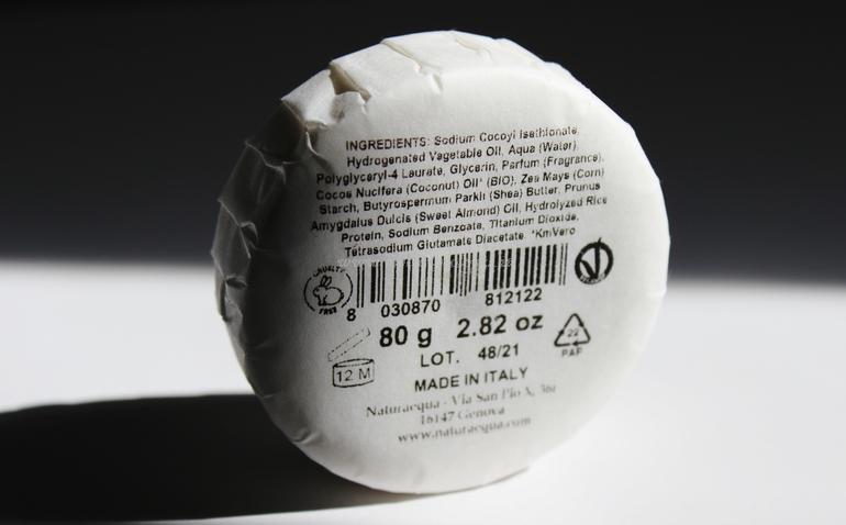 INCI Shampoo al Cocco I Concreti Naturaequa
