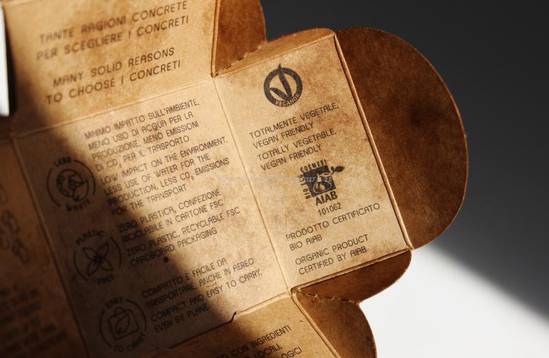 Certificazione AIAB I Concreti Naturaequa