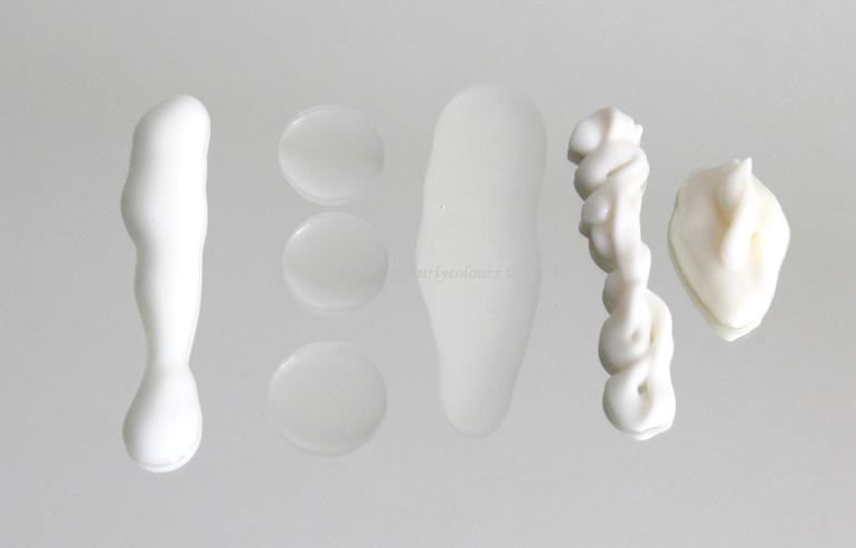 Texture prodotti Linea Antiossidante Biofficina Toscana