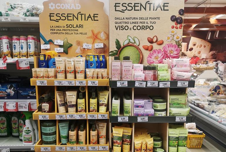 Selezione solari Conad - Conad Essentiae